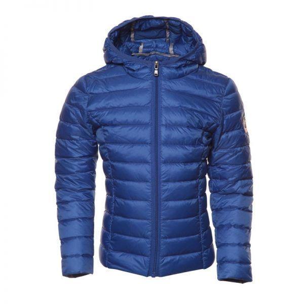 chaqueta plumifero jott niña azul real