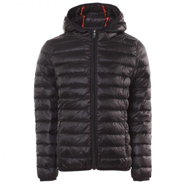 chaqueta plumifero jott niño negro